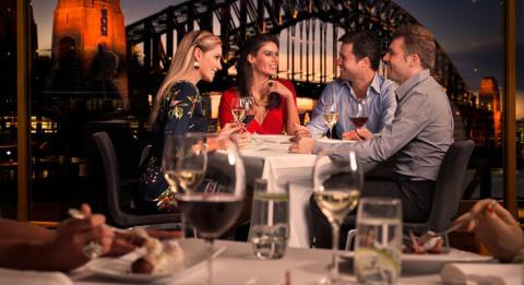 Quay Restaurant,雪梨