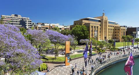 澳洲當代藝術博物館(Museum of Contemporary Art),雪梨