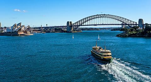 雪梨海港(Sydney Harbour)