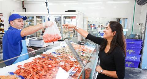 雪梨漁市場(Sydney Fish Market)