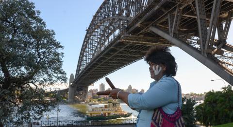 岩石區夢幻時光原住民文化遺產之旅