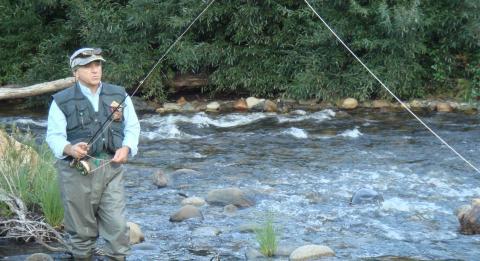 圖默特(Tumut)飛蠅釣魚團
