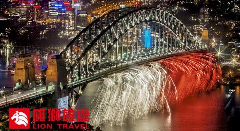 Sydney NYE Firework