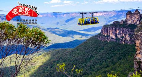 Scenic World in Katoomba, Blue Mountains