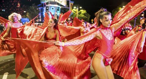 雪梨同性戀狂歡節(Sydney Gay and Lesbian Mardi Gras)