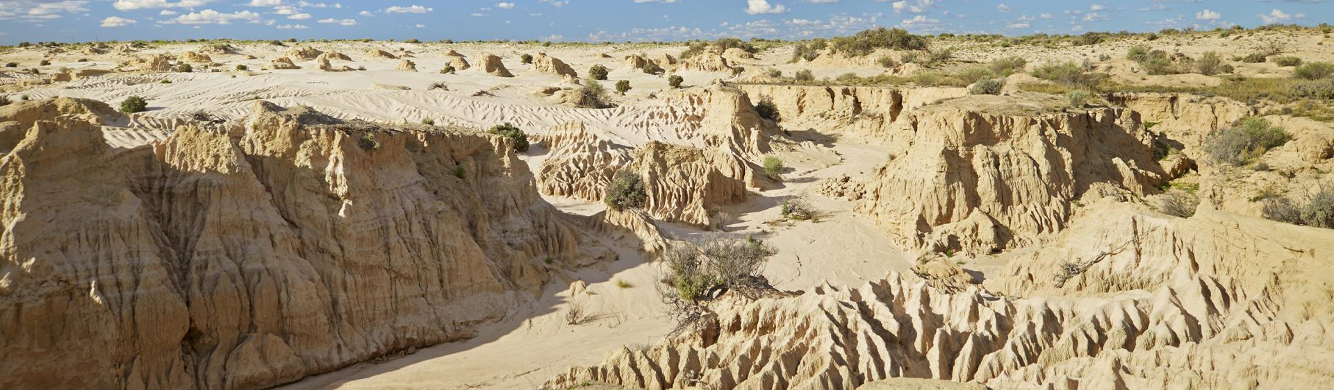 中國牆(Walls of China),蒙哥國家公園(Mungo National Park)
