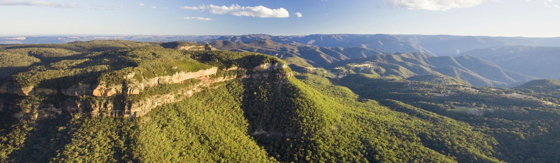 藍山(Blue Mountains)窄頸徑(Narrow Neck)