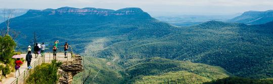 Lookout, Blue Mountains