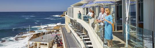 Icebergs Dining Room and Bar,邦迪(Bondi)
