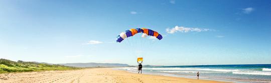 高空跳傘,臥龍崗(Wollongong)