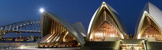 雪梨歌劇院,雪梨