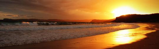 普蒂海灘(Putty Beach),波第國家公園(Bouddi National Park)
