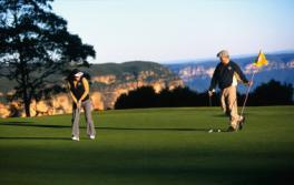 蘿拉高爾夫球場(Leura Golf Course),蘿拉(Leura)
