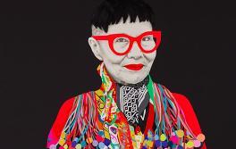 雪梨阿奇博爾德大獎(Archibald Prize)得主 Jenny Kee 的肖像