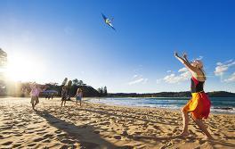 阿沃卡海灘(Avoca Beach),中央海岸(Central Coast)