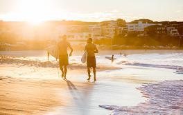 雪梨邦迪海灘