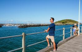 考夫斯港(Coffs Harbour),北岸