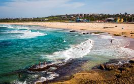馬魯巴海灘(Maroubra Beach),雪梨