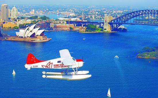 Sydney Seaplanes 水上飛機公司